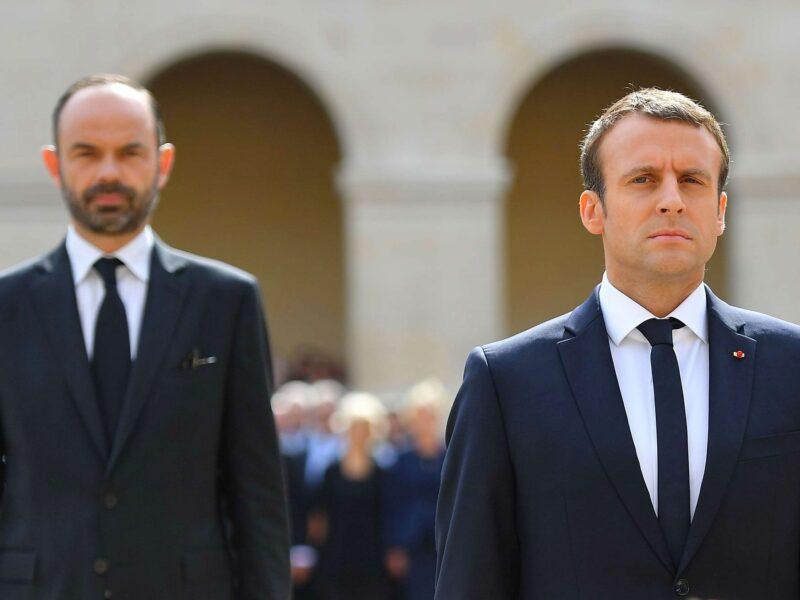 Emmanuel Macron sur les vacances d'été: