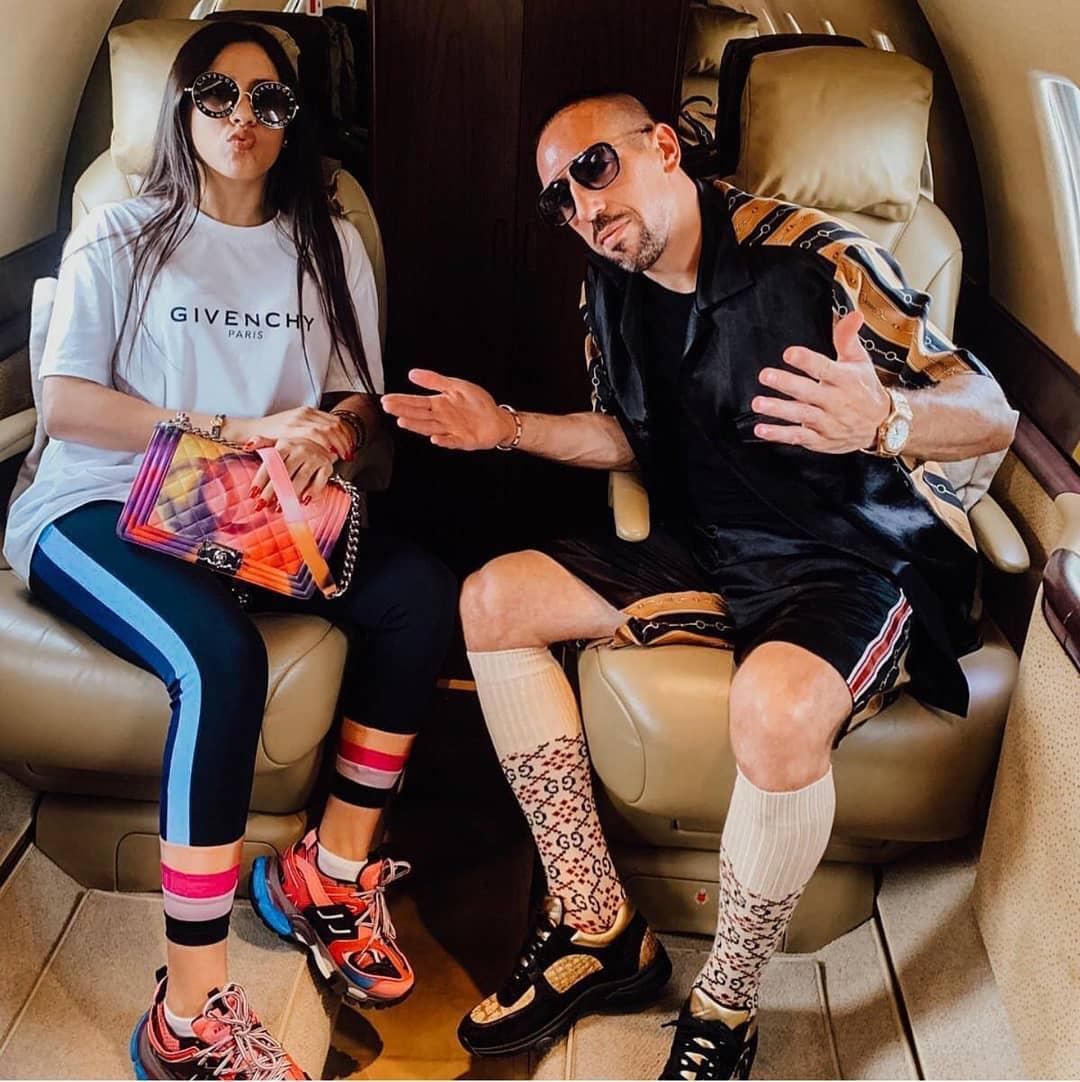 Franck Ribéry : il ne refuse absolument rien à sa fille !
