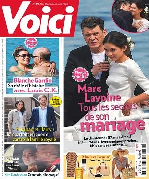 Marc Lavoine Marie A Line Papin Le Chanteur Contraint D Avancer La Date De La Ceremonie