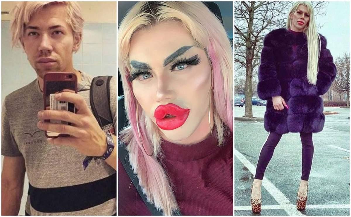 Honza Simsa : Cet homme de 26 ans dépense près de 20 000 euros pour ressembler à Barbie !