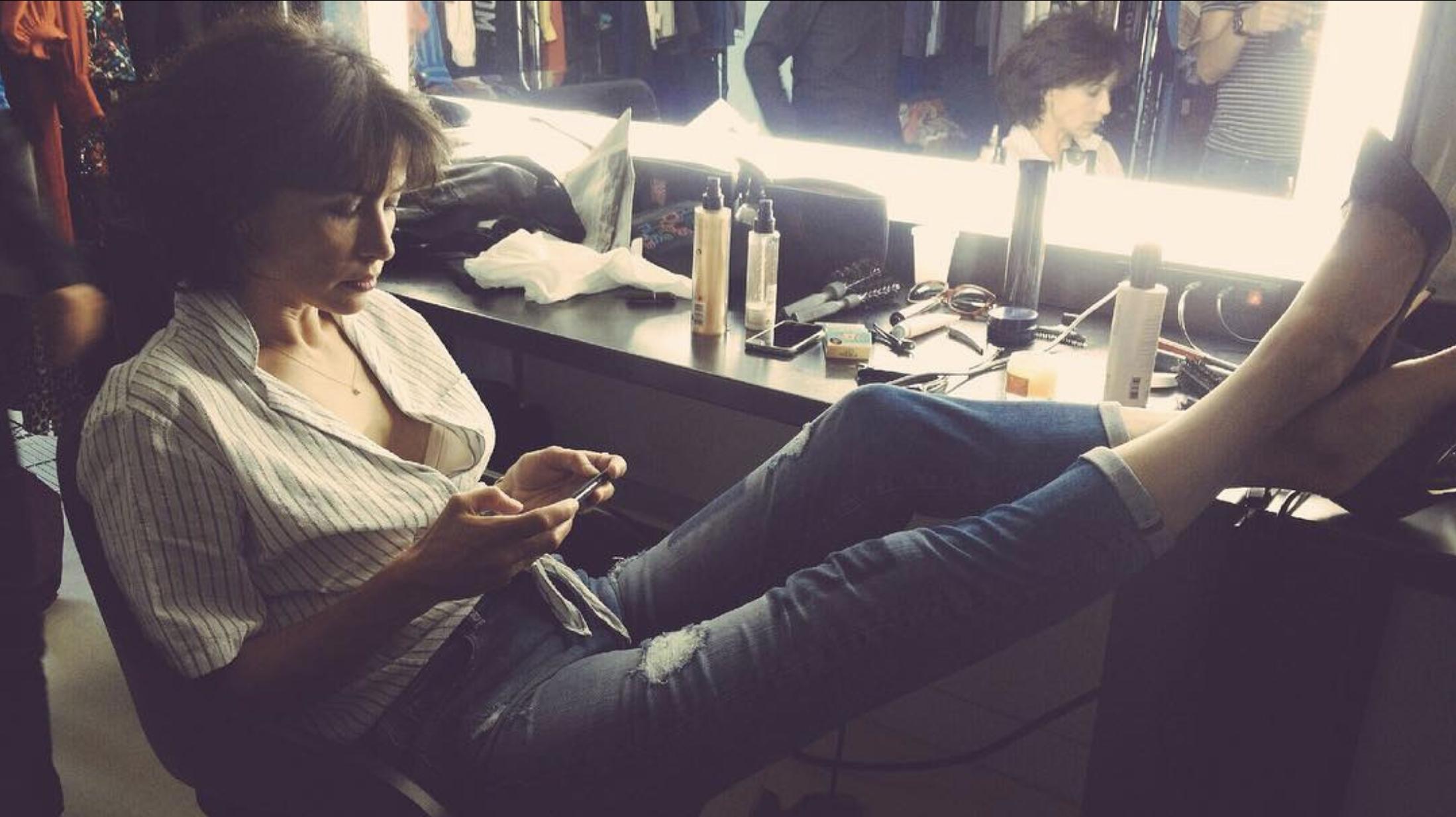 Sophie Marceau : L'actrice fait son retour sur Instagram avec un message très engagé