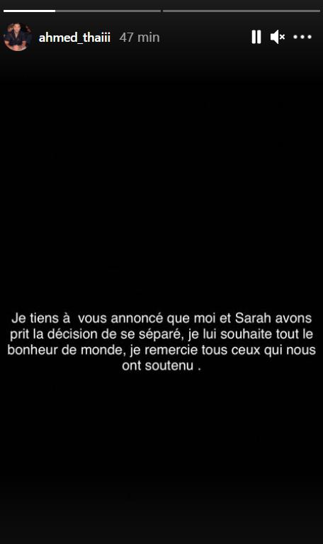 sarah-fraisou-lvda4annonce-sa-rupture-avec-ahmed-on-a-divorce