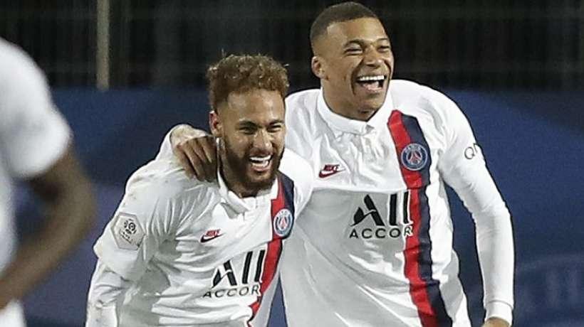 Mbappé-Neymar